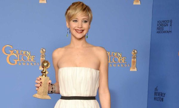 Jennifer Lawrence ranked highest-paid actress but men still prevail