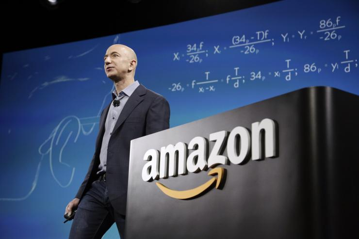 Jeff Bezos Responds: Amazon Workers Would Be 'Crazy To Stay' If New York Times Exposé Was True