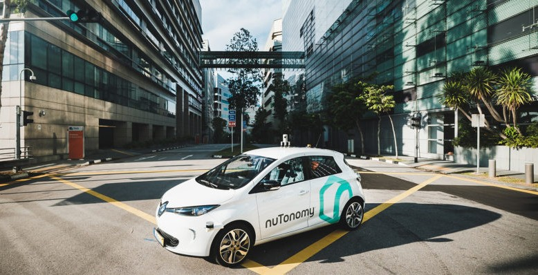 Self-driving cabs debuts in Singapore – beating Uber to history